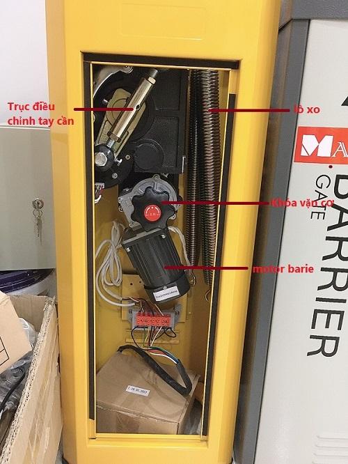 Trụ barrier tự động BS-306 chính hãng