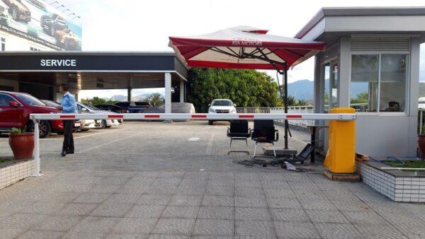 barrier tự động bs-306 chính hãng