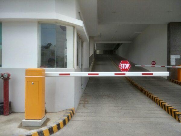 barrier tự động tốc độ nhanh