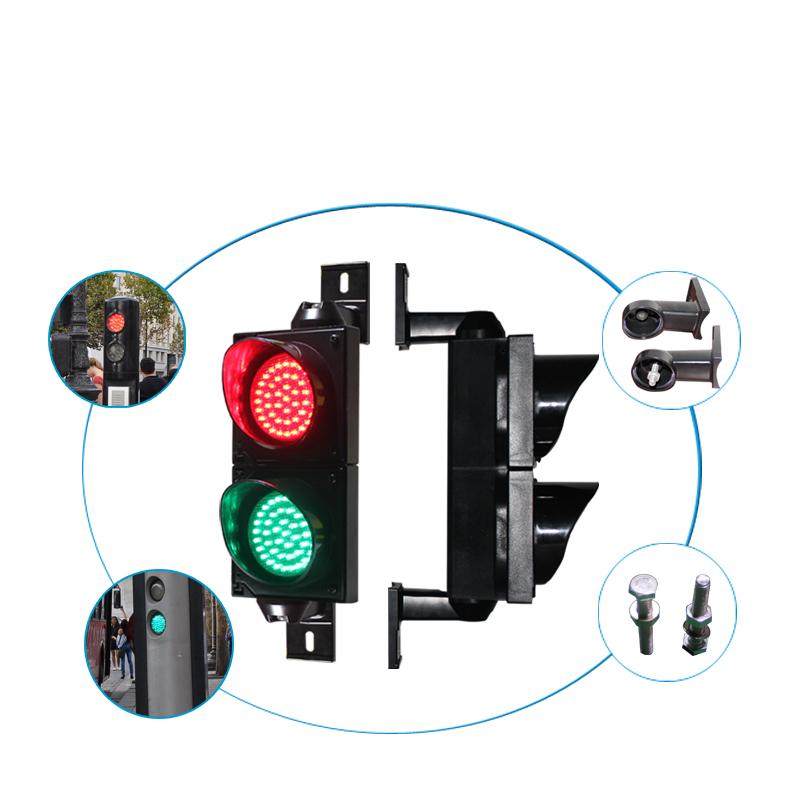 Đèn giao thông xanh đỏ