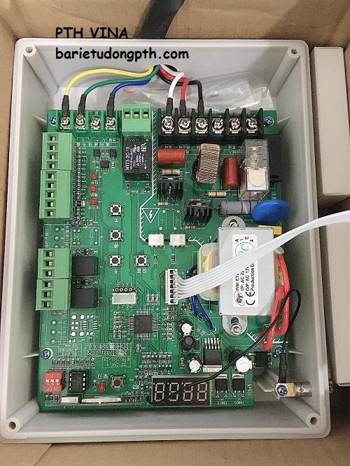 Hộp điều khiển barie BS-3063 chính hãng