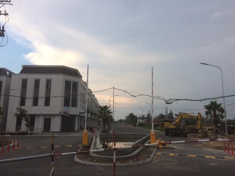 Lắp đặt cổng barie điện tại Long An