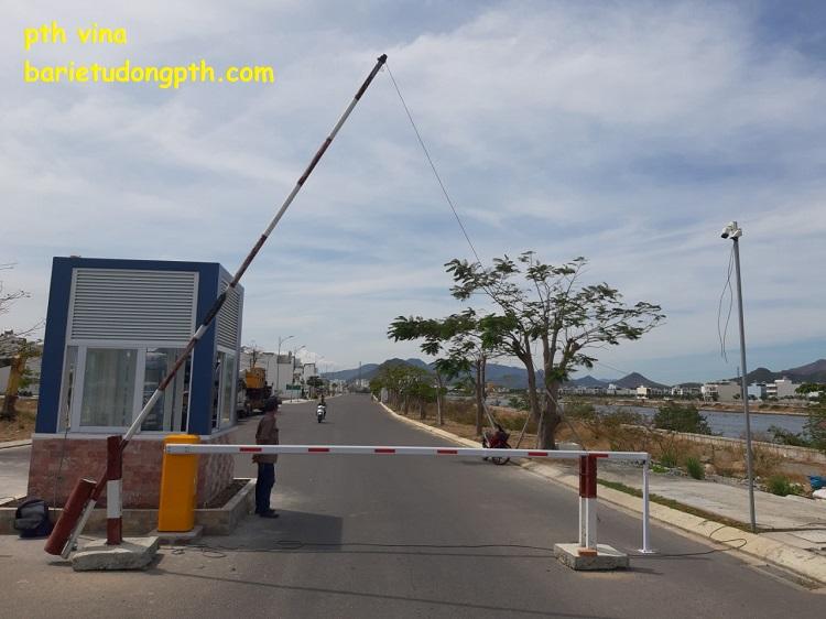 Lắp đặt barie tự động tại Đồng Nai