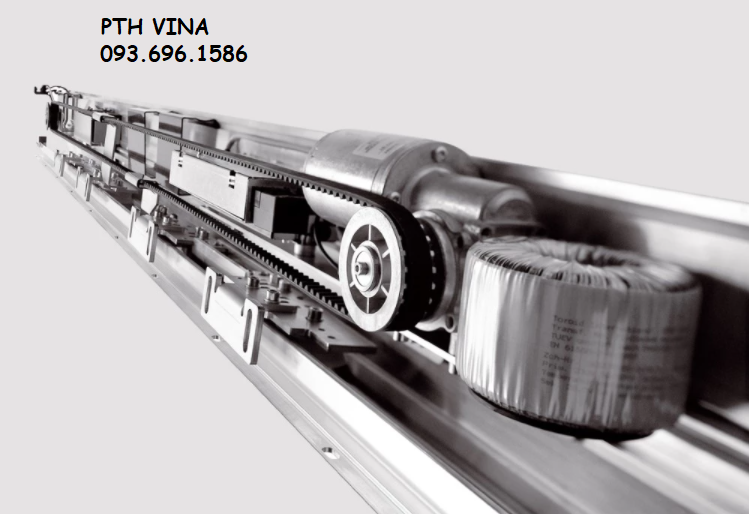 Motor cửa kính lùa tự động