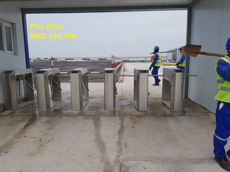 cổng xoay tripod