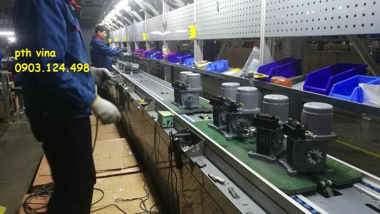 nhà máy sản xuất motor cổng tự động