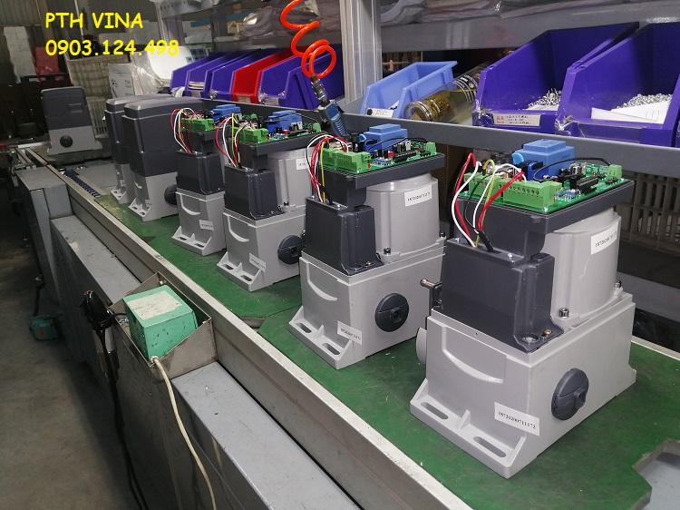 sản xuất mô tơ lùa tự động