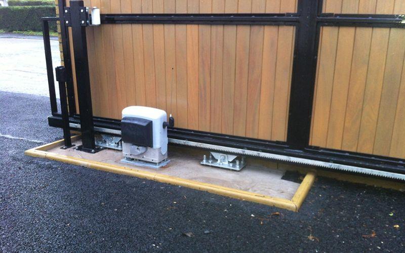 dịch vụ lắp cổng tự động