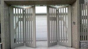 phân loại cổng tự động