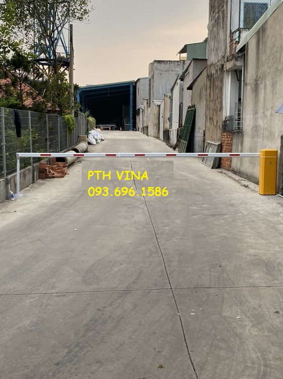 barrier tự động Bisen