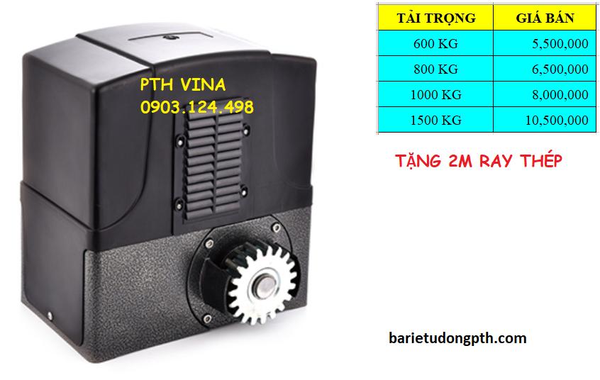 Giá motor cổng lùa Đài Loan