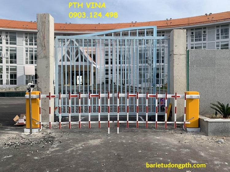 lắp đặt barie Bình Thuận