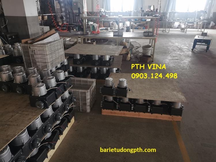 sản xuất mô tơ cổng