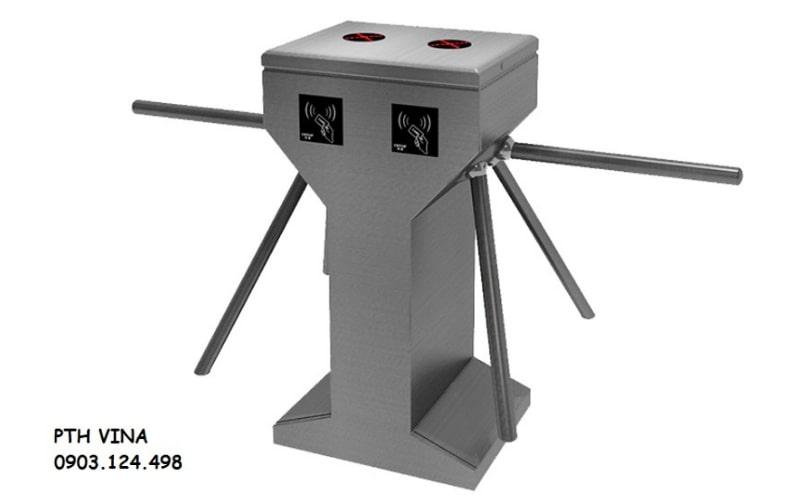 Cổng xoay Tripod PT2-181 tối ưu cho không gian hẹp