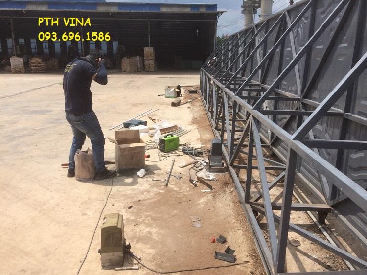 lắp đặt mô tơ cổng tại Bình Phước
