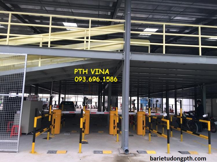 Lắp đặt  hệ thống giữ xe thông minh tại Đồng Nai