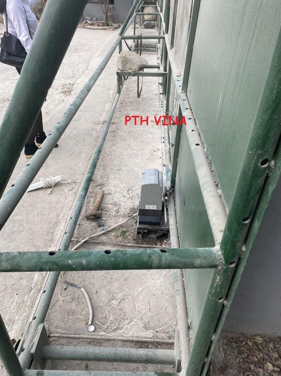 Lắp đặt motor cổng tại TP.HCM