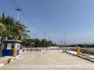 Lắp đặt thanh chắn xe tự động tại Cam Ranh