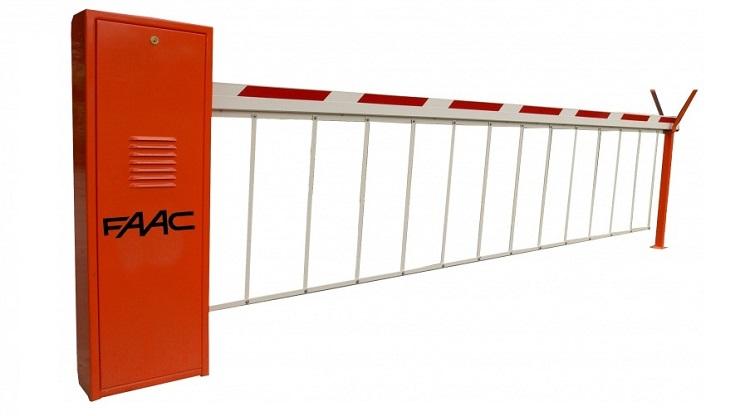 Barriier hàng rào tự động Faac